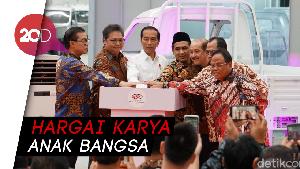 Jokowi: Selama Kita Hargai Karya Bangsa, Esemka Akan Laku di Pasaran