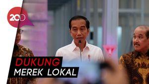 Jokowi Resmikan Esemka: Saya Mau Dukung Industri Otomotif Nasional