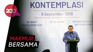 SBY Ajak Masyarakat Bergandeng Tangan Bangun Ekonomi