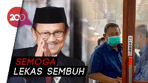 Jenguk BJ Habibie, SBY Batal Hadiri Acara Demokrat