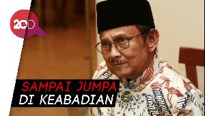Dampingi BJ Habibie saat Meninggal, Melanie Subono Sangat Berduka