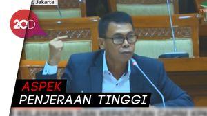 Kritik KPK, Nawawi: Dari 313 Kasus Hanya 15 Diterapkan TPPU