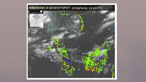 Malaysia Tuding Asap Asal Indonesia, BMKG Beberkan Data Satelit