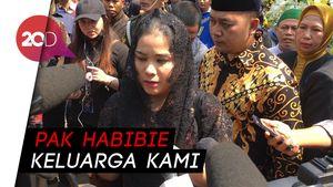 Annisa Pohan Teringat Nasihat BJ Habibie untuk Temani SBY