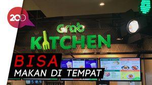 GrabKitchen Capital Place Tawarkan Konsep Dine-In
