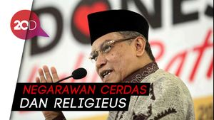 Ketum PBNU: Pak Habibie Kunci Reformasi