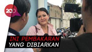 Soal Kabut Asap Riau, Melanie Subono Minta Masyarakat Bergerak