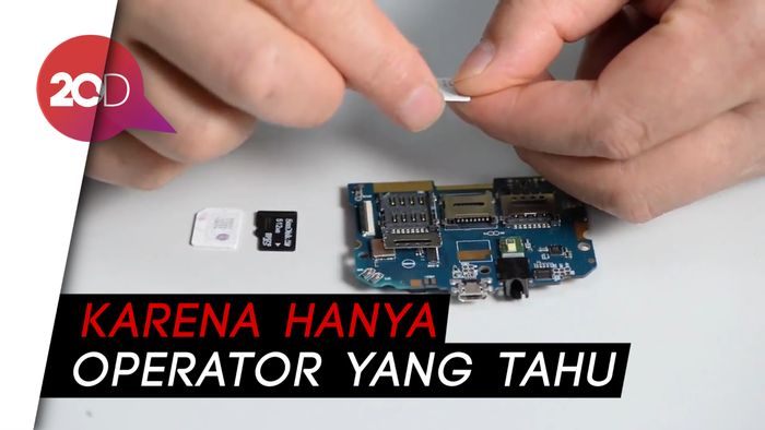 Cara Mengetahui SIM Card yang Kena Bajak Hacker