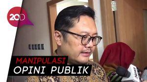 Siasat Buzzer Serang KPK di Medsos Lewat Giveaway