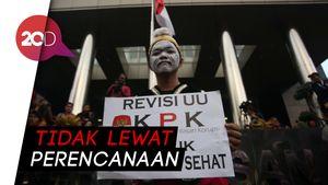 Jalur Cepat Revisi UU KPK