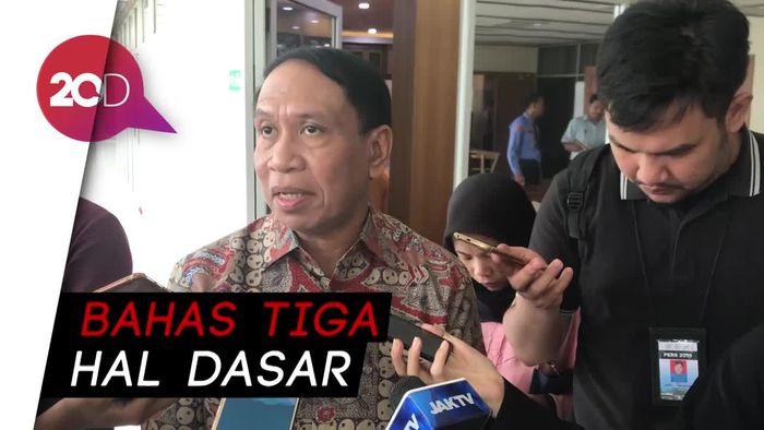 Pansus DPR Gelar Rapat Bahas Pemindahan Ibu Kota