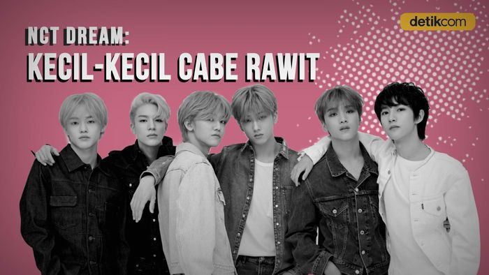 K-Talk Ep 5: NCT Dream Si Kecil-kecil Cabe Rawit