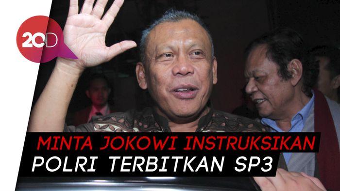 Lewat Kuasa Hukum, Eggi Sudjana Surati Jokowi Minta Kasusnya Disetop!