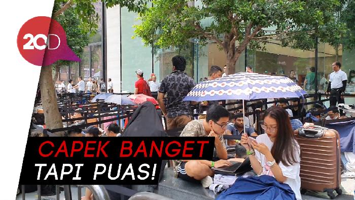 Trio Apple Fanboy dari Vietnam Jadi Penggenggam Pertama iPhone