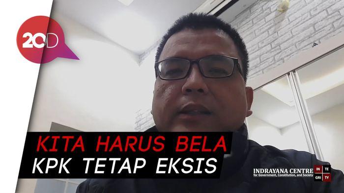 Denny Indrayana: Semua Lembaga Antikorupsi Sebelum KPK, Mati oleh Koruptor
