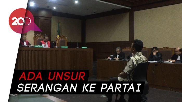 Sidang Eksepsi, Romahurmuzy Tolak Disebut Ketum PPP Dalam Dakwaan