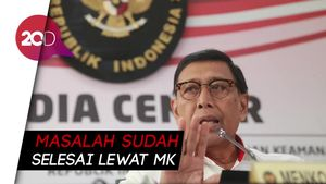 Wiranto Minta Publik Tidak Terprovokasi Jelang Pelantikan Jokowi