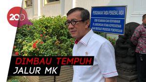 Mahasiswa Demo Revisi UU KPK, Yasonna: Nggak Elegan!