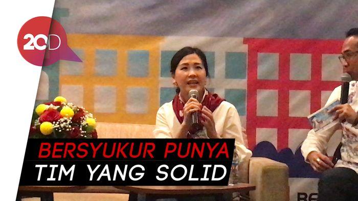 Lama Tak Terdengar Kabarnya, Ini Kesibukan Veronica Tan