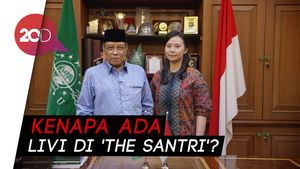 PBNU Menjawab Kontroversi The Santri dan Livi Zheng