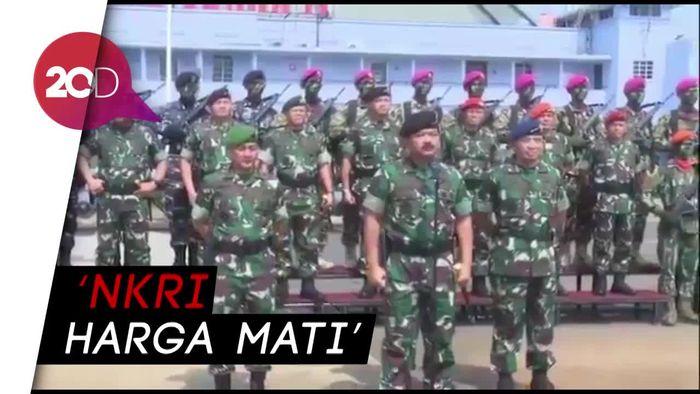 Panglima: Yang Ingin Gagalkan Pelantikan Presiden, Berhadapan dengan TNI