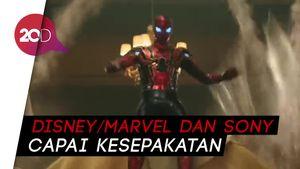 Kejutan! Spider-Man Balik Lagi ke MCU untuk Film Ketiga