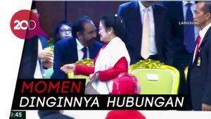 Saat Megawati Tak Salami AHY dan Surya Paloh