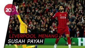 Hujan Gol di Anfield, Salzburg Repotkan Liverpool