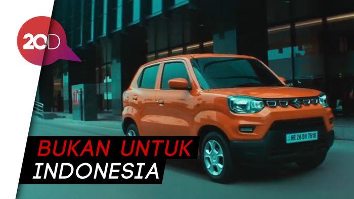 Kenalkan Maruti S-Presso, Mobil Mungil Suzuki Seharga Rp 70 Jutaan