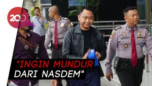 Bupati Lampung Utara Diciduk KPK, NasDem: Itu Tanggung Jawab Perorangan