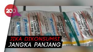 Berisiko Picu Kanker, BPOM Setop Penggunaan Obat Mag Ranitidin