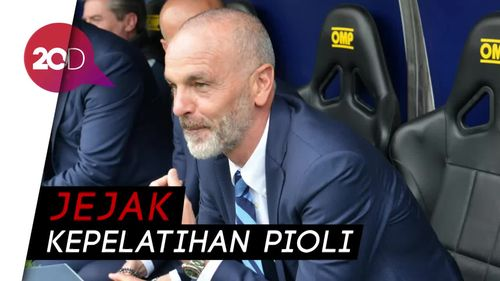 Jadi Pelatih Milan, Sebagus Apa Stefano Pioli?