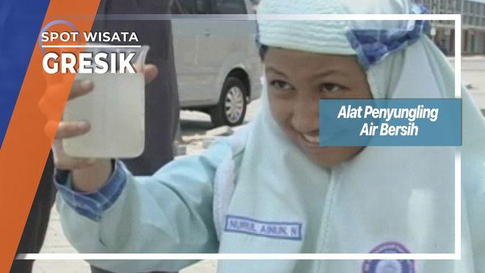 Alat Penyuling Air Bersih, Gresik