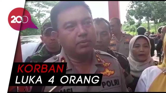 Kata Kapolda Banten soal Penusukan Wiranto dan SOP Pengamanan