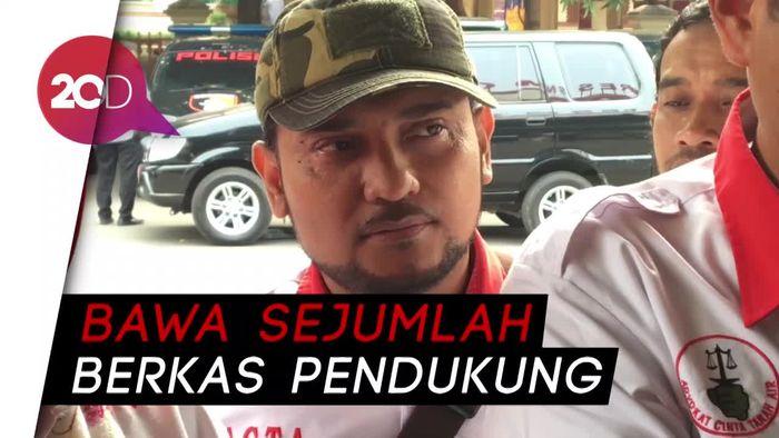 Novel Bamukmin Diperiksa Polda Metro Jaya Terkait Ninoy Karundeng