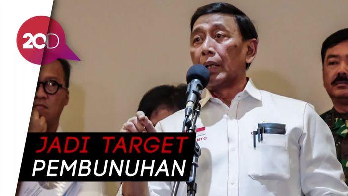 Kisah Wiranto: Target Pembunuhan 22 Mei hingga Ditusuk di Pandeglang