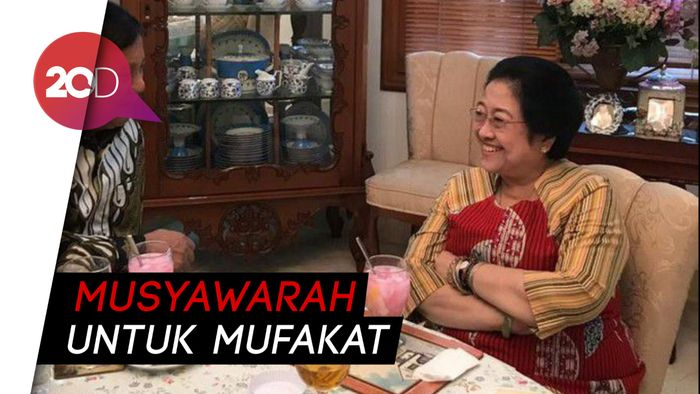 Megawati: Voting Bukan Jalannya Indonesia