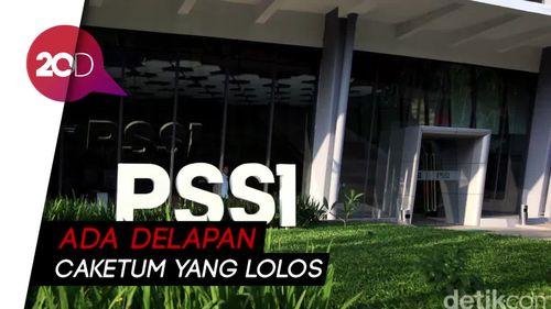 La Nyalla Hingga Iwan Bule Lolos Seleksi Bakal Caketum PSSI