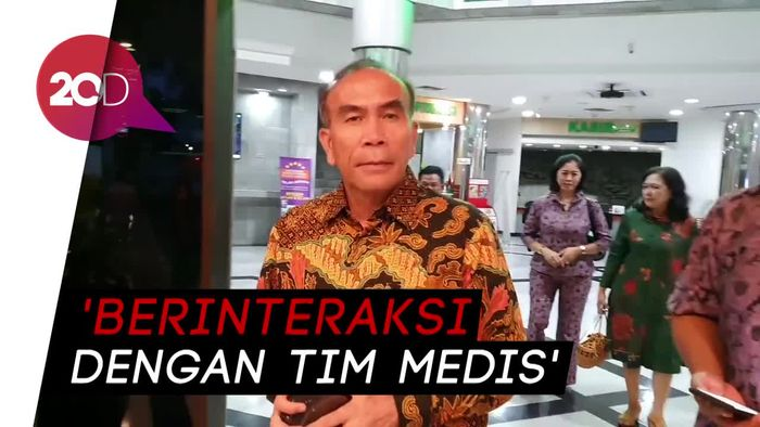 2 Kali Besuk Wiranto, Kepala BSSN: Kondisinya Makin Baik