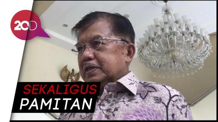 Wapres JK Ajak Jajaran Setwapres ke Trans Studio Cibubur