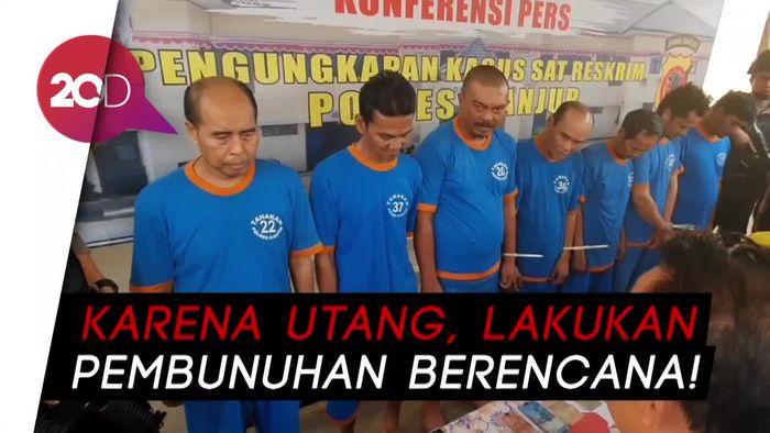 Aksi Kejam Debitur, Tega Bunuh dan Buang Debt Collector ke Jurang