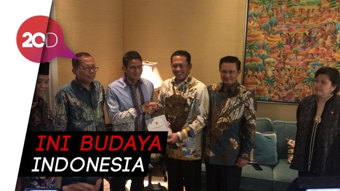 Diundang ke Pelantikan Jokowi, Sandiaga: Insyallah Saya Hadir