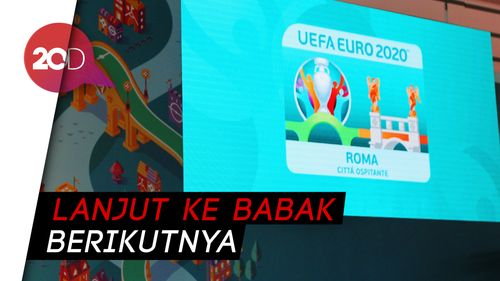 Ini 4 Tim yang Lolos ke Piala Eropa 2020