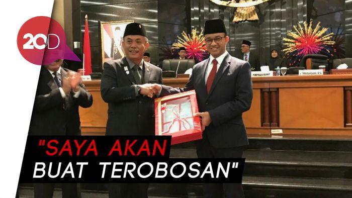 Prasetyo Jadi Ketua DPRD DKI: Masalah Banjir dan Macet Jadi Prioritas!