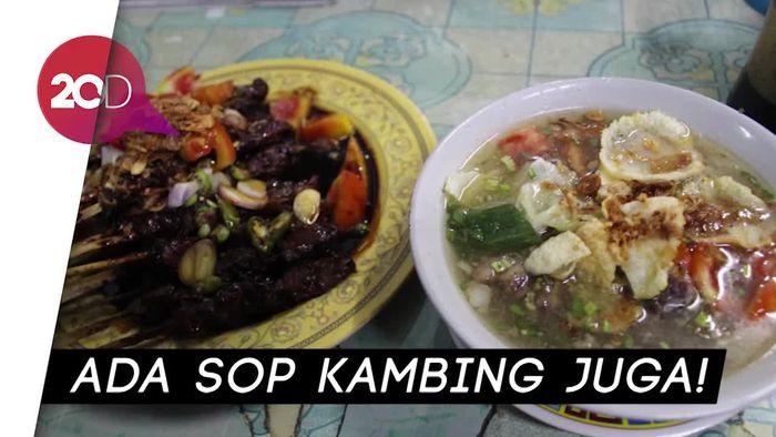 Empuk Juicy Sate Kambing Khas Bogor ala Bang War