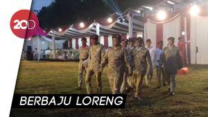 Didampingi Sandiaga, Prabowo Tutup Konfernas Gerindra
