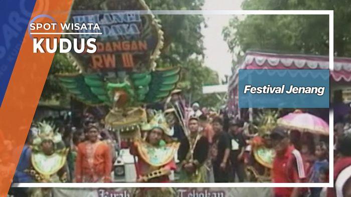 Festival Jenang, Kudus