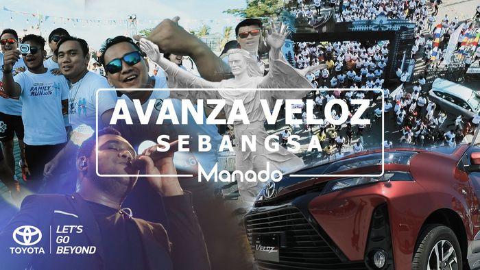 K-Pop hingga PUBG Ramaikan Festival Sebangsa di Manado