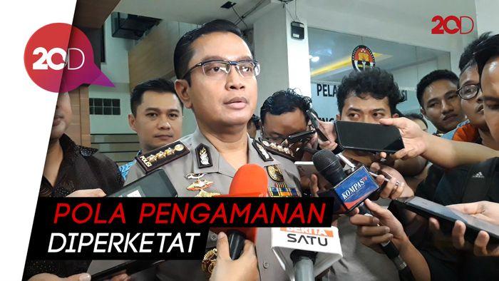 30 Ribu Personel TNI-Polri Siap Amankan Pelantikan Jokowi-Maruf