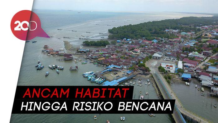 Dear Pemerintah, Waspadai Isu Lingkungan yang Bisa Muncul di Ibu Kota Baru